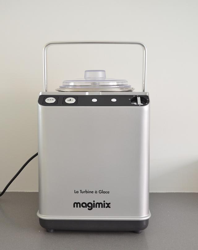 review de magimix turbine glace uit pauline 39 s keuken. Black Bedroom Furniture Sets. Home Design Ideas
