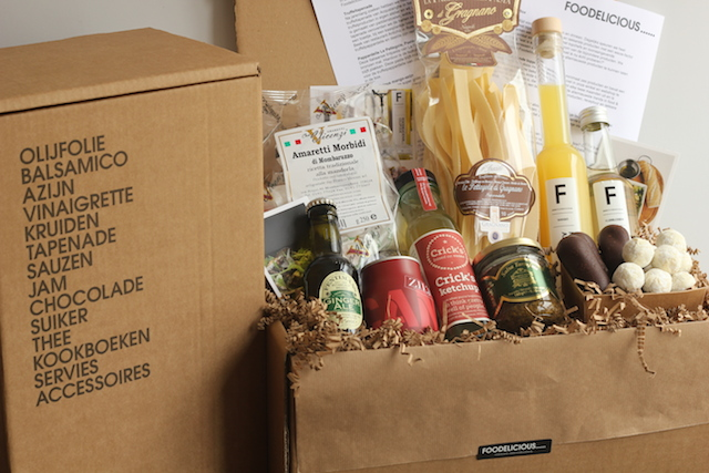 Foodelicious Box