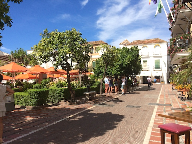 marbella oude centrum