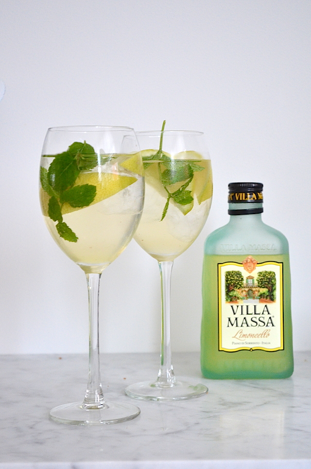 cocktail limonsecco