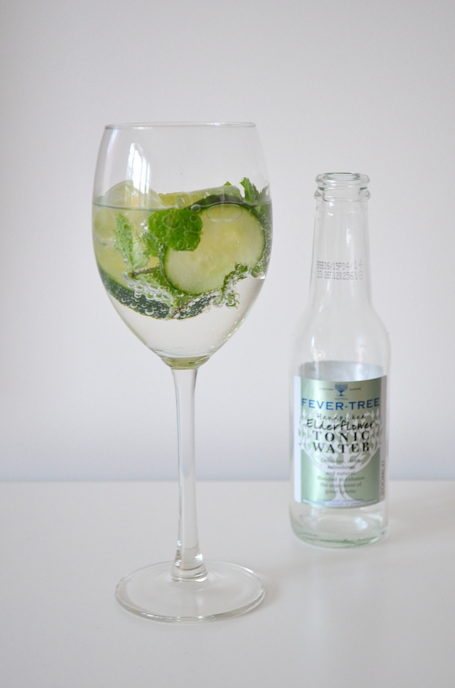 cocktal gin tonic