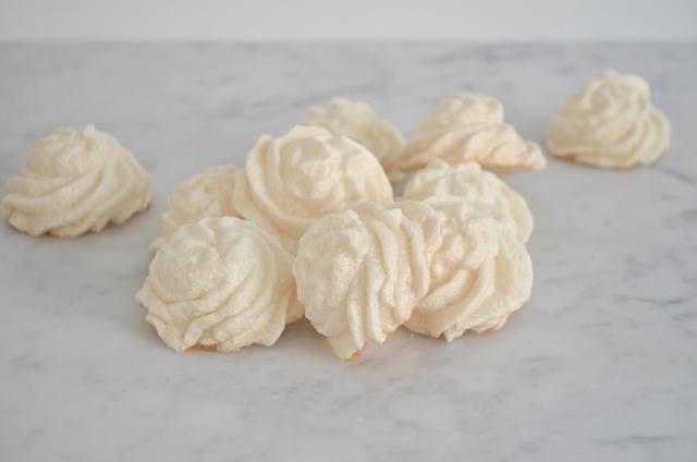 meringues maken