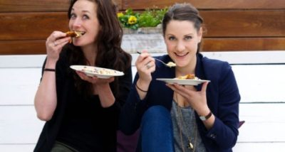 25 food vragen aan Nina en Elise - Chicks love food