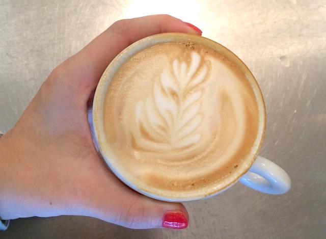 latte art maken