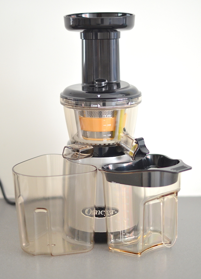 Slow Juicer Reviews 2014 : Review Omega Slowjuicer - Uit Pauline s Keuken