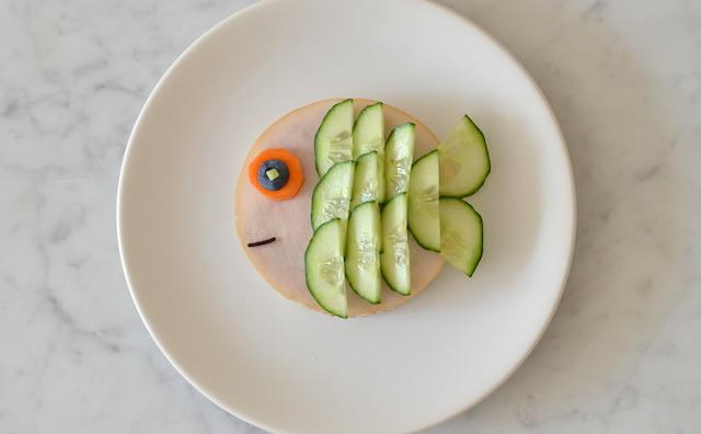 lunch voor kinderen
