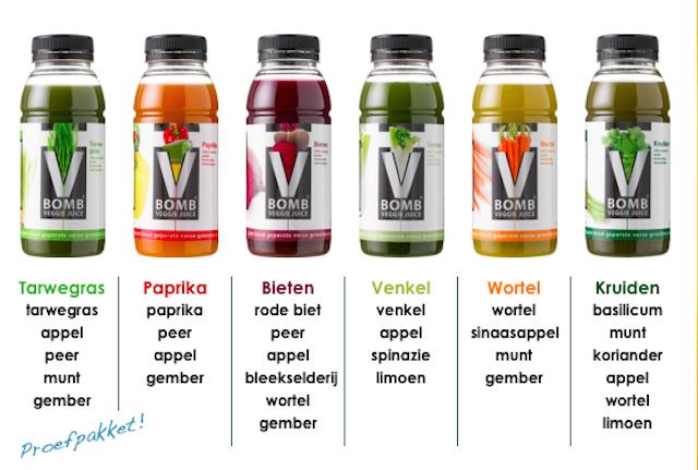 v bomb veggie juice