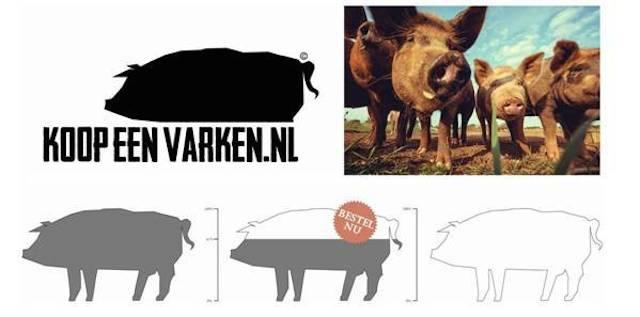koop een varken
