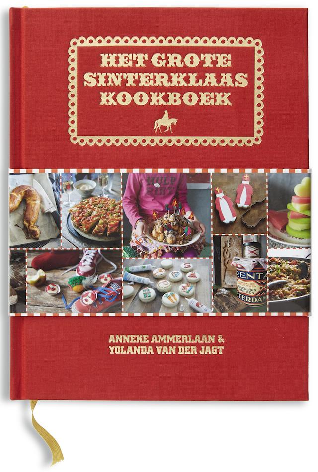 Winnen Het Grote Sinterklaas Kookboek Uit Paulines Keuken