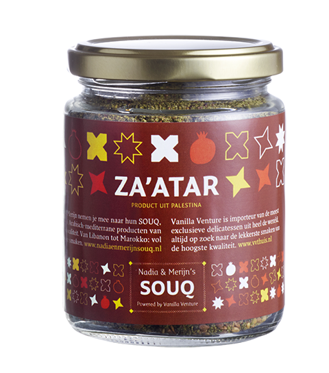 Wat is za 39 atar sumak en tahina uit pauline 39 s keuken for Palestijnse keuken