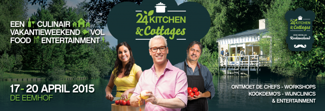 24 kitchen & cottages