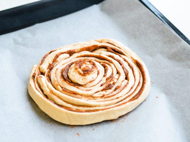 Giant Cinnamon roll