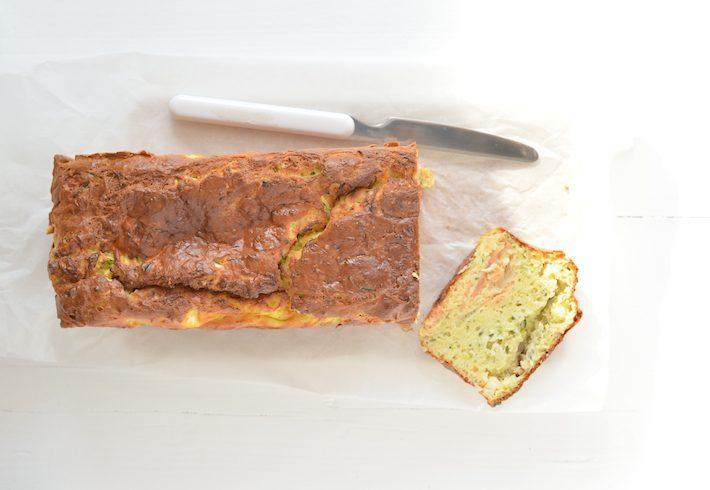Kidsproof: Courgettecake uit Wat eten we vandaag