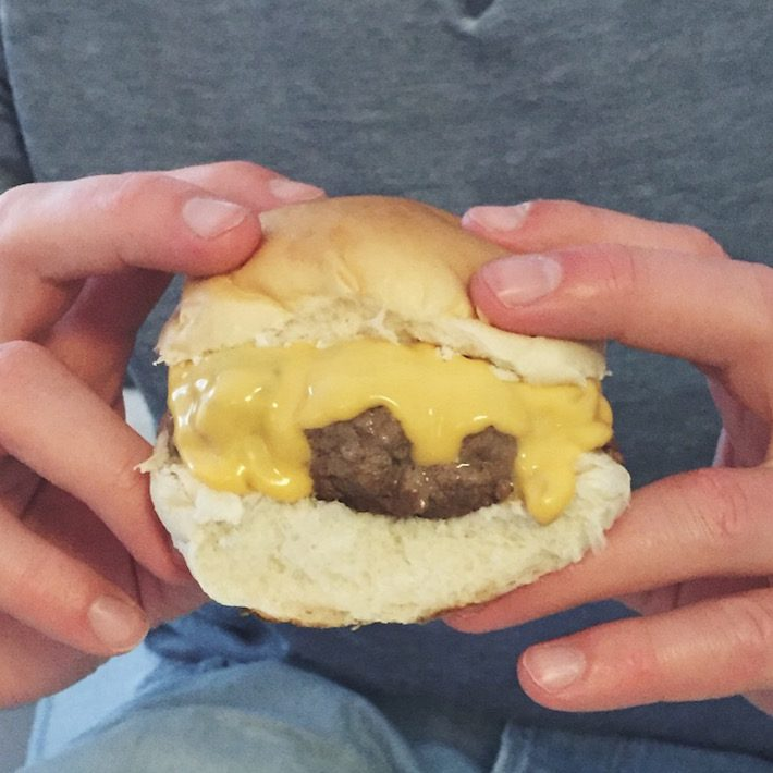 my life burgers
