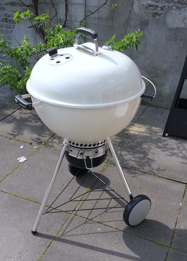 review weber