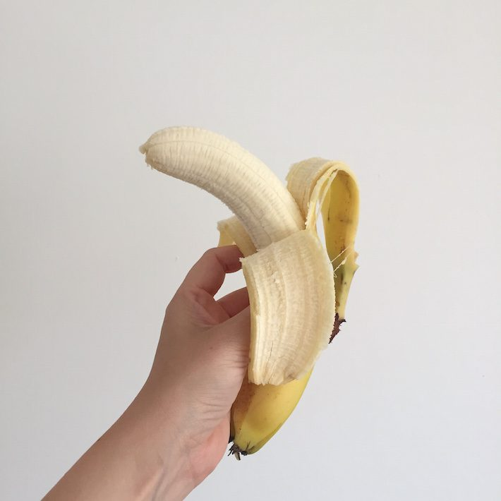 bananen pellen