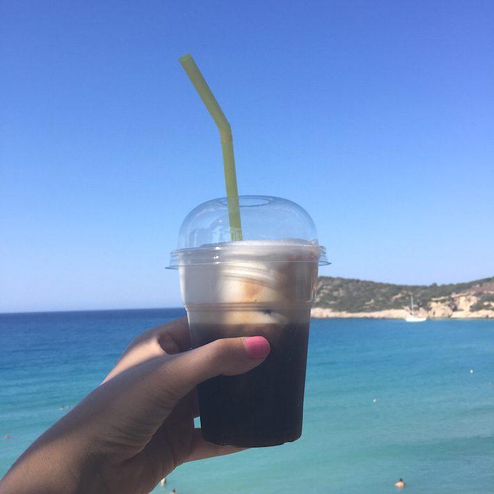 koffie in griekenland