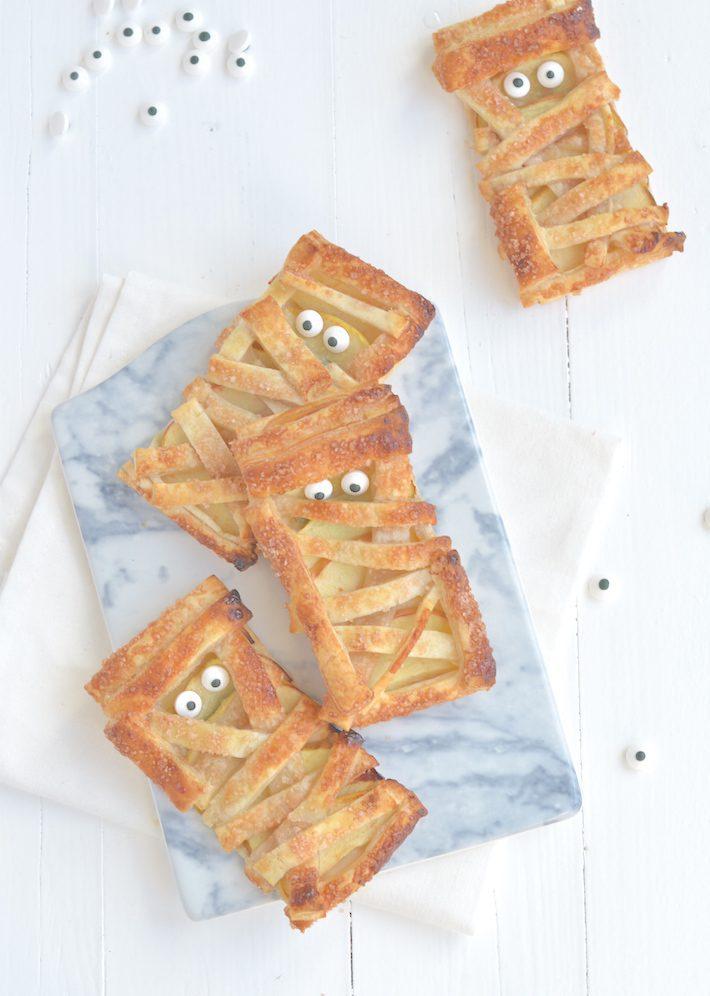 mummy koekjes
