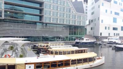 Hotspot I-Dock Amsterdam