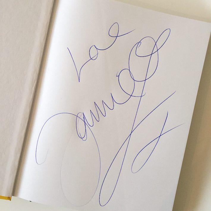 diary jamie