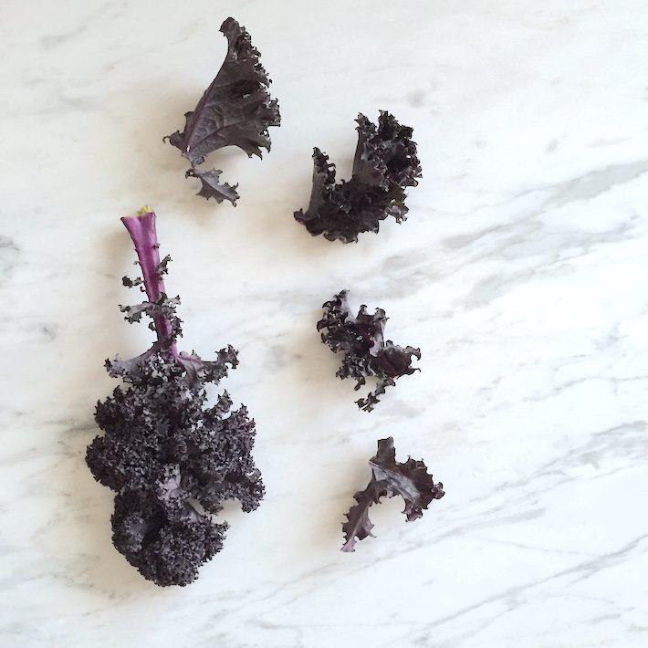 diary paarse boerenkool