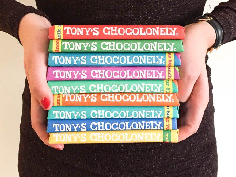 Vlog: Chocola maken bij Tony's