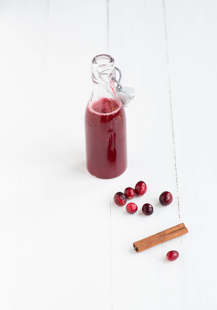 cranberry siroop