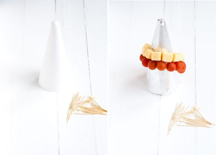borrelboom maken