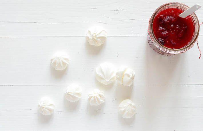 cranberry eton mess