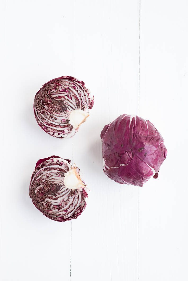 Ingredienten radicchio