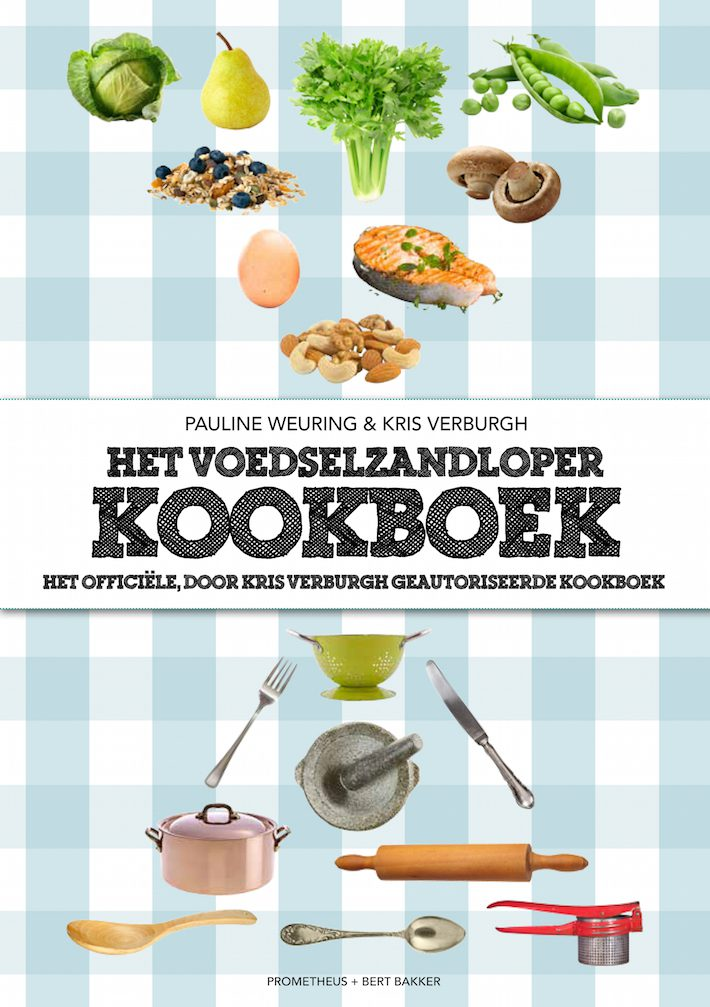 cover voedselzandloper kookboek