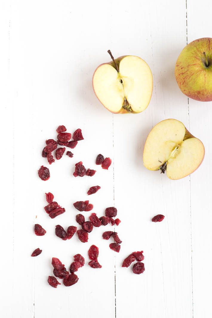 ingredienten appel cranberry-3