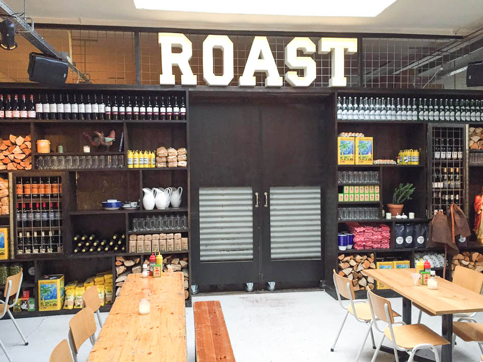 Bar roast and chicken
