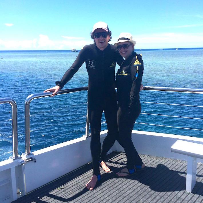 snorkelen great barrier reef