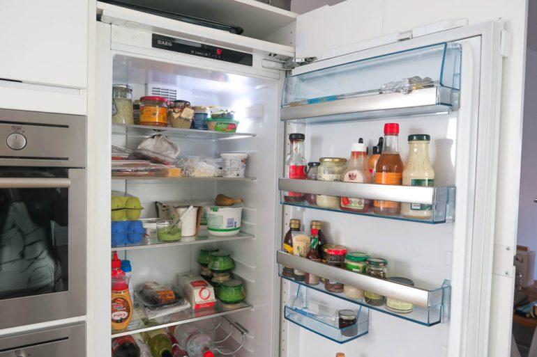 Video: What's in my fridge?