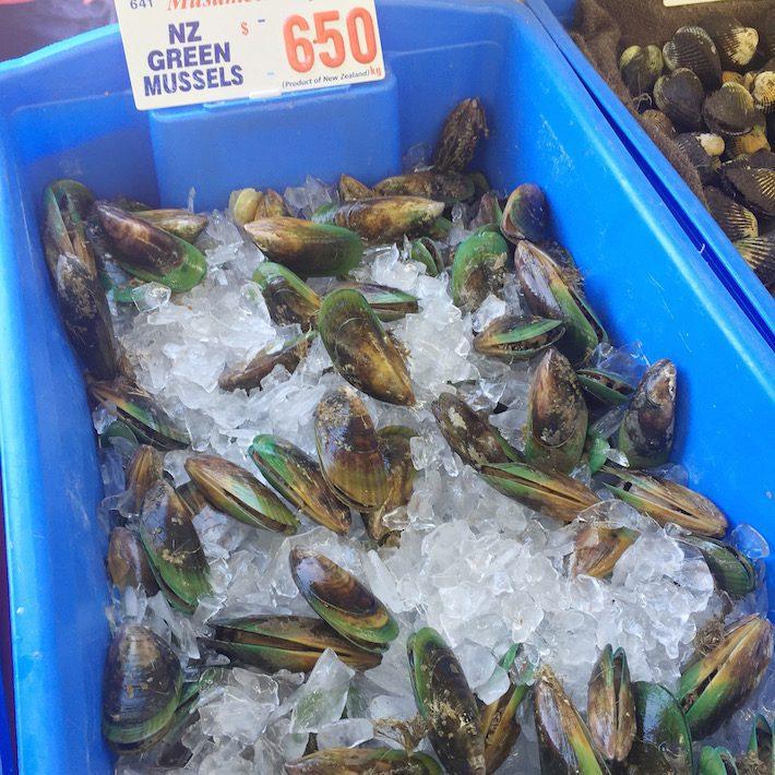 fish market sydney
