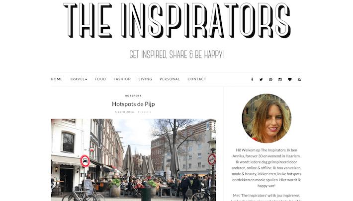 the inspirators