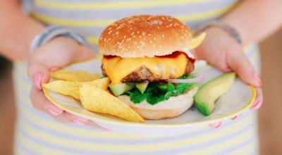 TEX-MEX hamburger recept
