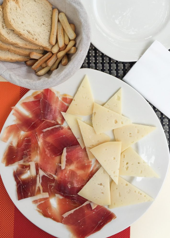 Foodie in Andalusie