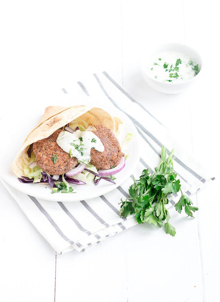 Falafel Wraps Superlekker Recept Uit Pauline S Keuken