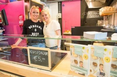 Vlog: Uit Pauline's Keuken Pop Up in De Foodhallen