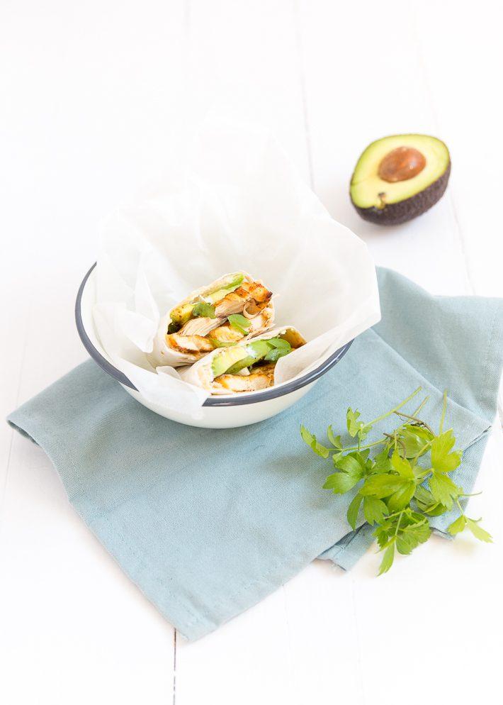 kip avocado burrito