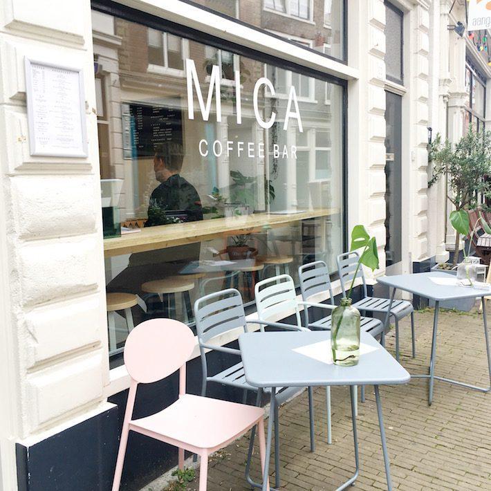 Hotspot: MICA Haarlem