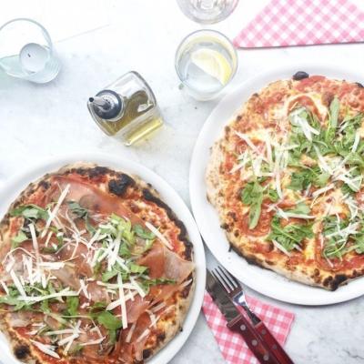Hotspot: Nolita pizzabar Haarlem