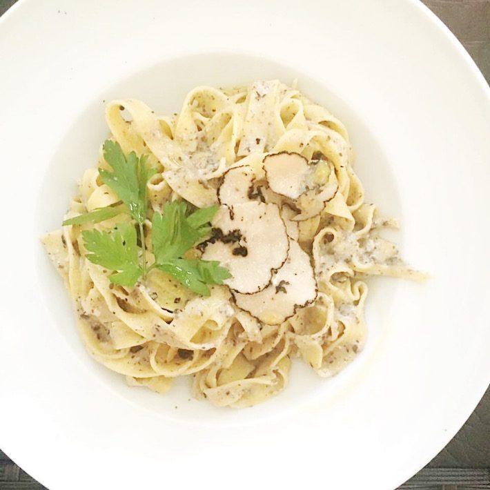 pasta met truffel