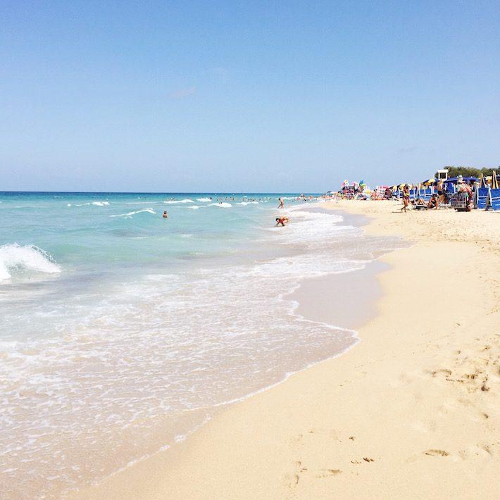 coccaro beach