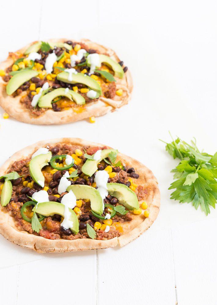 mexicaanse tostada's