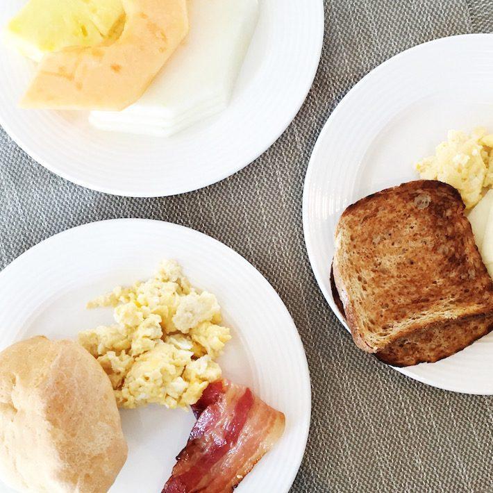 ontbijt calaponte resort