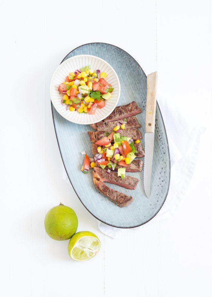 Mexicaanse steak