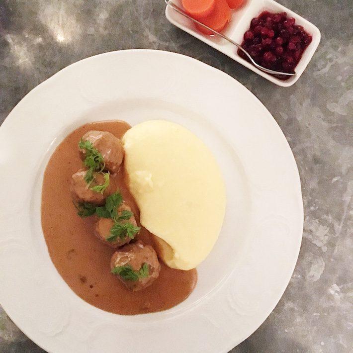 stockholm köttbullar